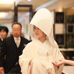 𓂃 𓈒𓏸𑁍神前式(白無垢)の写真 3枚目