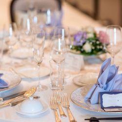 結婚式♡披露宴会場 装飾&装花の写真 1枚目