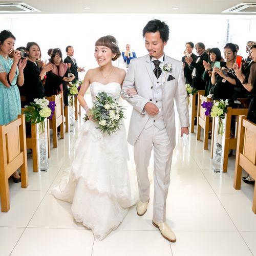 ___m___weddingさんのアマンダンブルー鎌倉(AMANDAN BLUE 鎌倉)写真2枚目