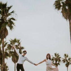 前撮りatロサンゼルスの写真 3枚目