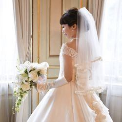 ウエディングドレスの写真 6枚目