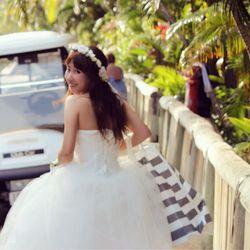 新婚旅行セルフ後撮りの写真 47枚目