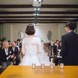 romin_weddingさんの式場内撮影の写真 20枚目