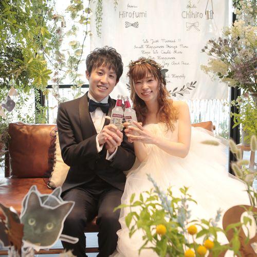 suzu.weddingさんのBAYSIDE GEIHINKAN VERANDA minatomirai写真2枚目