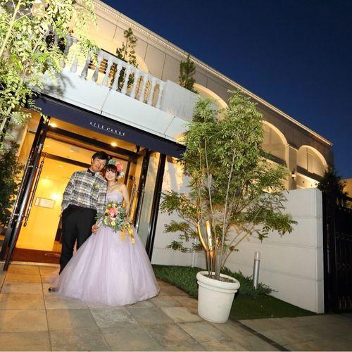 mn___weddingさんのエル・ダンジュ ガーデン(AILE d'ANGE garden)写真4枚目