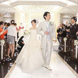 アンジェリオン オ プラザ TOKYOでの結婚式
