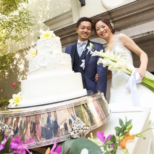 aimi.k_weddingさんの百花籠(Neo Japanesque Wedding)写真4枚目