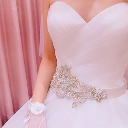 ドレス試着の写真 16枚目
