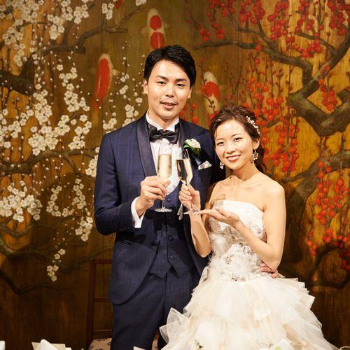 e9730_weddingさんのクラシカ表参道写真2枚目