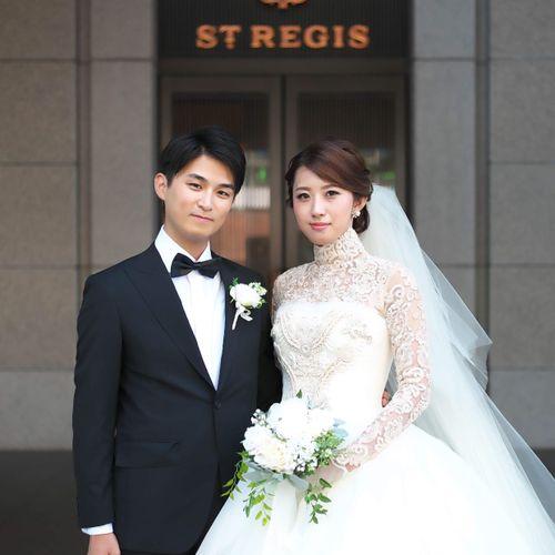 t.d.wedding.0825さんのセントレジスホテル 大阪写真5枚目