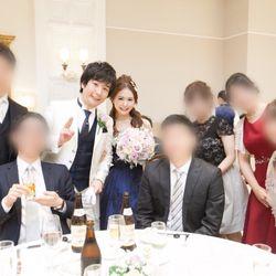 結婚式♡披露宴後半〜フォトタイムの写真 12枚目