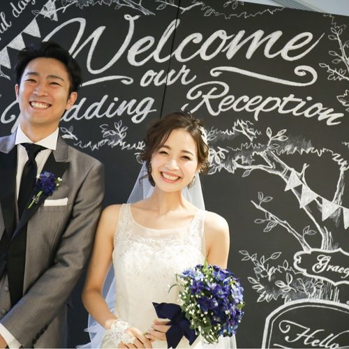 maa_wedさんのアルカンシエル luxe mariage大阪写真3枚目