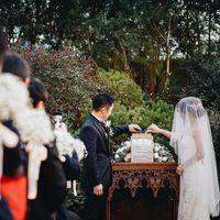 wedding***yukiさんのパラッツォ ドゥカーレ 麻布カバー写真 4枚目