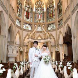 Wedding of Legend GLASTONIA(グラストニア)での結婚式