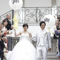 rnkj_wdさんのアルカンシエル luxe mariage大阪カバー写真 7枚目