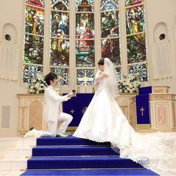 アニヴェルセル みなとみらい横浜での結婚式