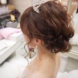 挙式hairの写真 1枚目