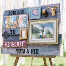 Welcome Boardの写真 1枚目