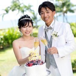 HAWAII ガーデンパーティー♡*.°の写真 5枚目