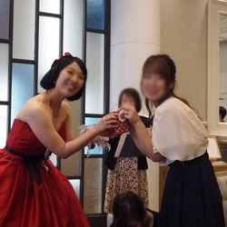 ドレス当てクイズの写真 2枚目