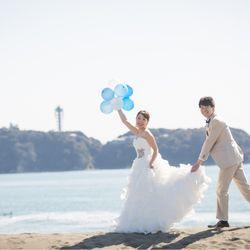 前撮り〈江ノ島〉の写真 1枚目