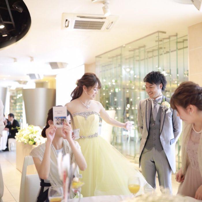 wedding_yuuuさんのサンパレス六甲(Sun Palace Rokkoh)写真1枚目