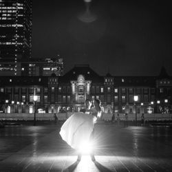 東京駅・東京タワー前撮りの写真 5枚目