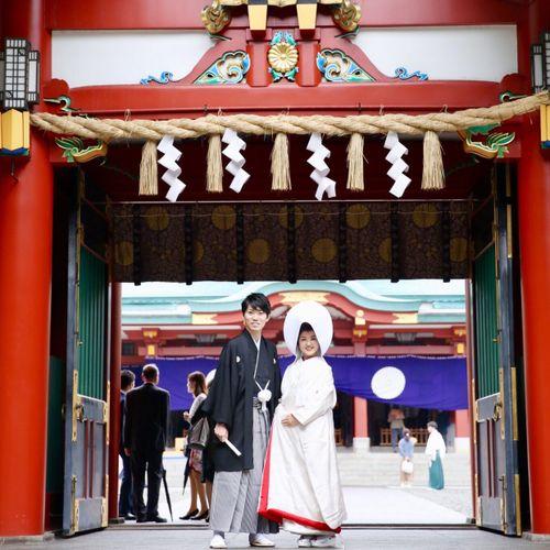 akaneco.wedさんの日枝神社結婚式場(日枝あかさか)写真3枚目