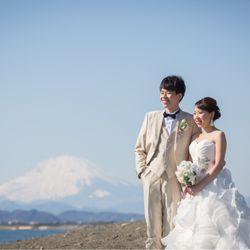 前撮り〈江ノ島〉の写真 4枚目