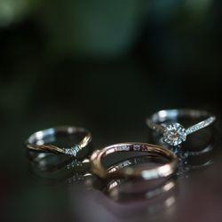 指輪 engage&marriageの写真 1枚目