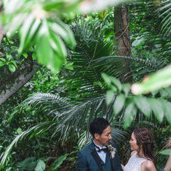 ジャングル前撮りの写真 4枚目