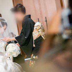 結婚式♡披露宴後半〜フォトタイムの写真 8枚目