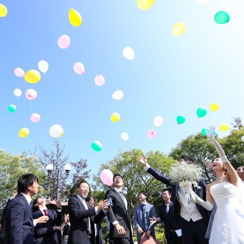 Ryui(卒花嫁)さんのアニヴェルセル 福岡シェフズガーデン写真4枚目