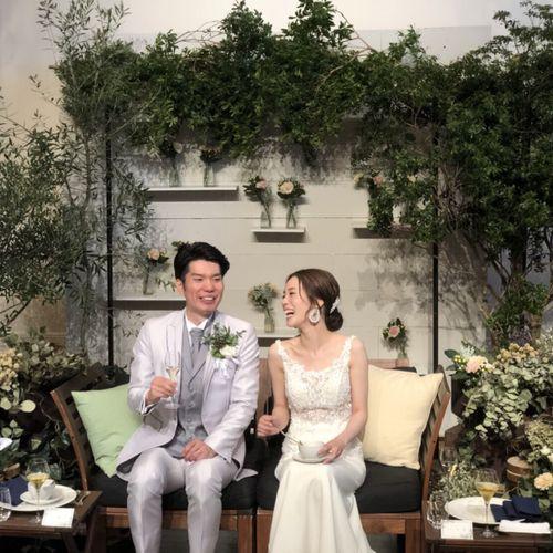 0923_weddingさんのヴィラ・デ・マリアージュさいたま写真2枚目