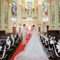 minwedding_0708さんのモンサンミッシェル大聖堂 ~ザ・ガーデンコート なんばパークス~カバー写真 4枚目