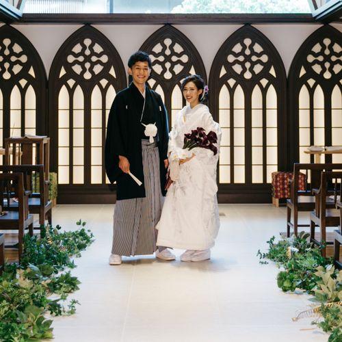 wedding_kteさんの京都祝言 SHU:GEN写真5枚目