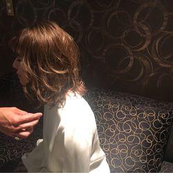 hair cutの写真 1枚目