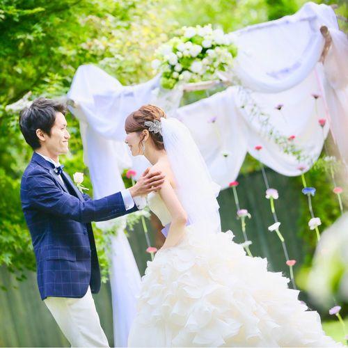 a0124k.weddingさんの星野リゾート 軽井沢ホテルブレストンコート写真3枚目