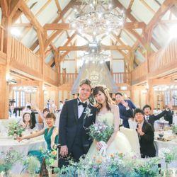 SHOZAN  RESORT  KYOTO(しょうざんリゾート京都)での結婚式