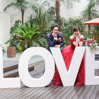 rnkj_wdさんのアルカンシエル luxe mariage大阪カバー写真 6枚目