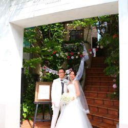 結婚式裏側の写真 13枚目