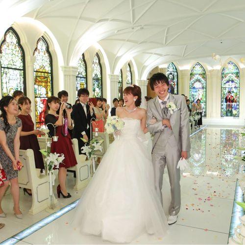 mitsu_weddingさんのセント・ラファエロチャペル銀座写真3枚目