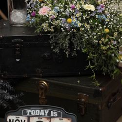 𓍯 ⸝⸝⸝⸝ㅤ装花の写真 5枚目