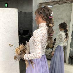 ミューズプロデュースドレスの写真 30枚目