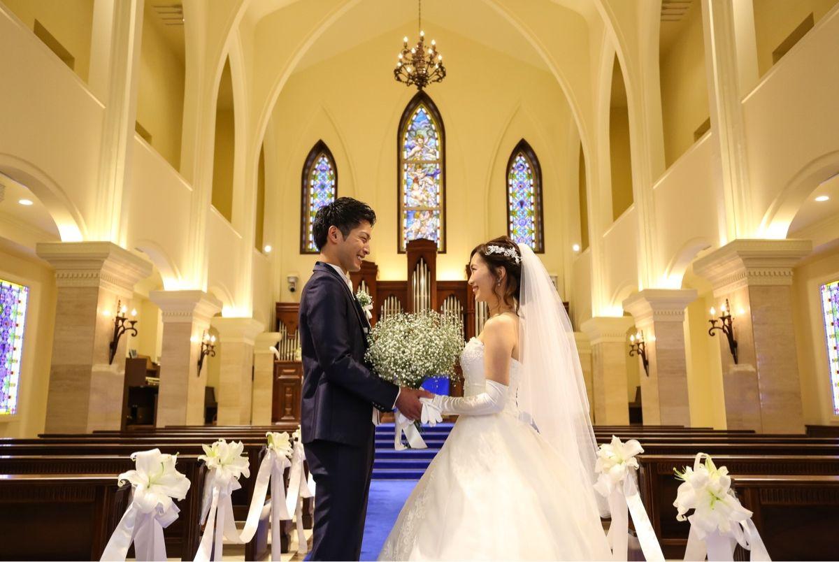 Ryui(卒花嫁)さんのアニヴェルセル 福岡シェフズガーデン写真1枚目