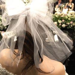 ウエディングドレスヘアチェンジの写真 4枚目
