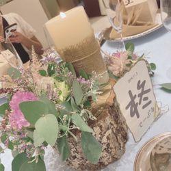 table flowerの写真 3枚目