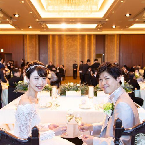 s.k.wedding0119さんの東京會舘写真4枚目