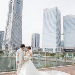 結婚式♡挙式〜バルーンリリースの写真 22枚目