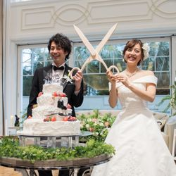 ステラ・デル・アンジェロ(Stella dell'Angelo)での結婚式